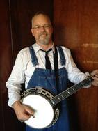 Ted Kuster Banjo Man